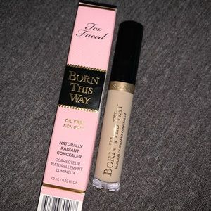 Born this way concealer by Too Faced
